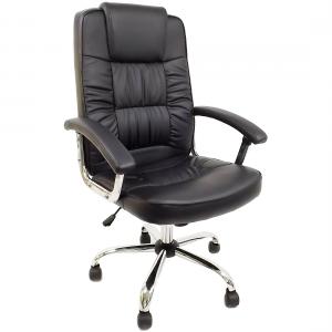 scaun birou b14, negru