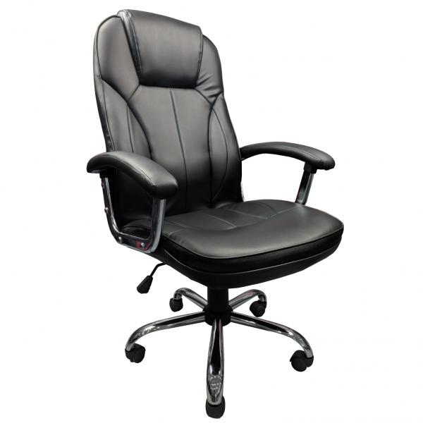 scaun birou zendeco B94 negru