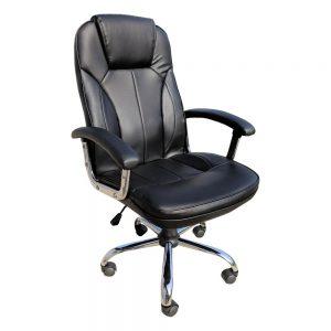 zendeco.ro/scaun birou Zen B94 negru