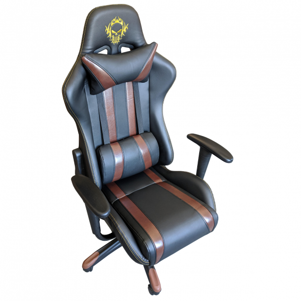 zendeco.ro/scaun-gaming-b24-v5-negru-maro-cu-perne-lombar