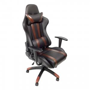 scaun gaming b24 negru maro