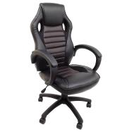 scaun gaming B13 negru maro