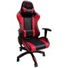 zendeco.ro/scaun gaming Arka Eagle B54 negru rosu