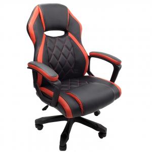 zendeco.ro/scaun gaming B105 negru rosu