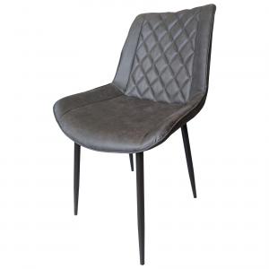 zendeco.ro/scaun de living Vintage D12 black (1)