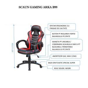 zendeco.ro/Scaun-gaming-Arka-B99-Pantera-negru -rosu-zendeco.ro