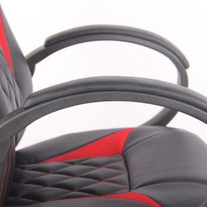 Scaun Gaming Zen B117 negru rosu/zendeco.ro