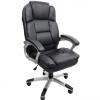 scaun directorial Comodo B110 negru/Zendeco.ro