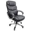 scaun directorial-birou-ergonomic-B111-negru/zendeco.ro