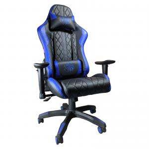 Zendeco.ro/Scaun gaming Arka Aigle B52 black blue