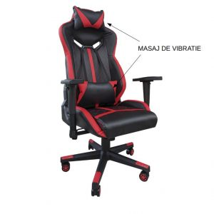 Scaun gaming Arka Chairs B58 cu fonctie masaj