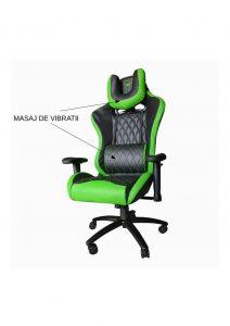 Chaise de jeu B6 Spider avec fonction de massage