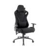 Scaun gaming Arka Chairs B147 black textil anti transpiratie