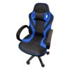 Scaun gaming Arka Chairs B99P negru albastru textil anti transpiratie