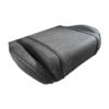 Scaun gaming Arka B64 Bluetooth cu boxe incorporate black, material textil