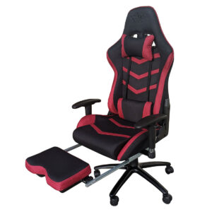 Scaun gaming B61 red textil