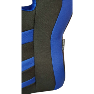 Scaun gaming Arka Chairs B16 blue, material textil anti transpiratie,Spatar