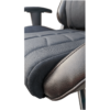 Scaun gaming Arka Chairs B147 Hercules negru maro textil anti transpiratie,Zendeco.ro
