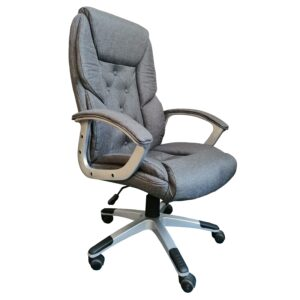 Scaun Arka Chairs Comodo B26 PRO textil gri