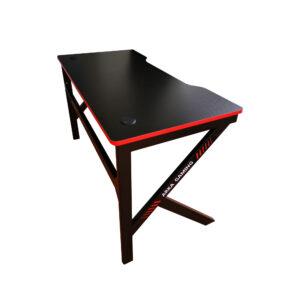 Birou Arka Gaming Z3, Profesional, suprafata negru rosu carbon 120*60cm