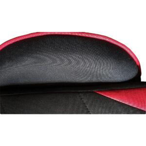 Scaun Gaming .Arka Eagle B54 rosu Textil