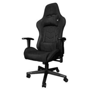 Scaun Gaming Arka Chairs B54 Negru Textil anti transpiratie