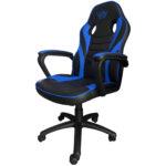 Scaun gaming Arka B99 black blue